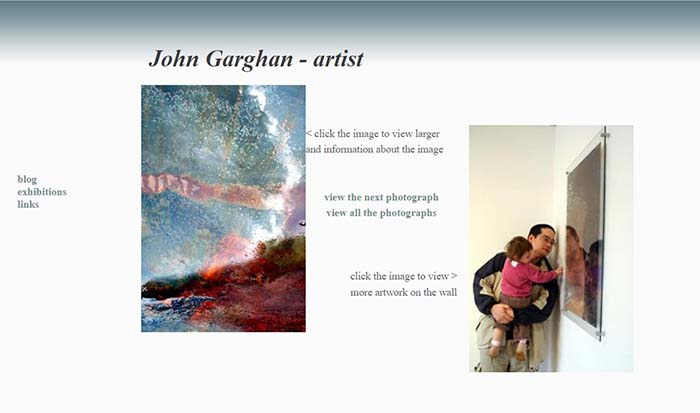 The Original JohnGarghan Site